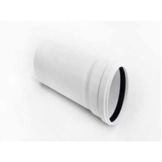 Удлинение дымохода раздельного d-80, L- 0.25м, нар/вн  (01.20.005.000)