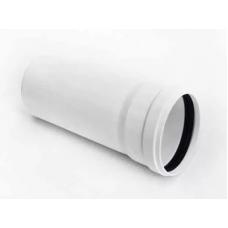 Удлинение дымохода раздельного d-80, L- 0.5м, нар/вн (01.20.003.000)